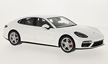 Porsche Panamera Turbo (G2), white, 2016, Model Car, Ready-