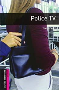 Police TV : Starter Level Book and CD par Tim Vicary