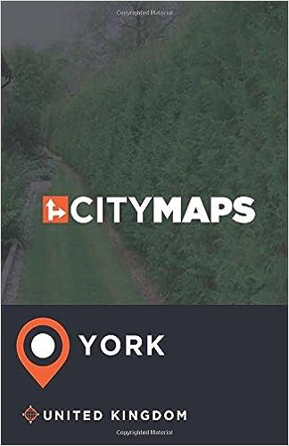 City Maps York United Kingdom