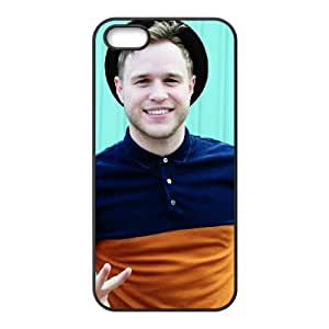 iPhone 4 4s Cell Phone Case Black Olly Murs TTJ Gel Phone Cases