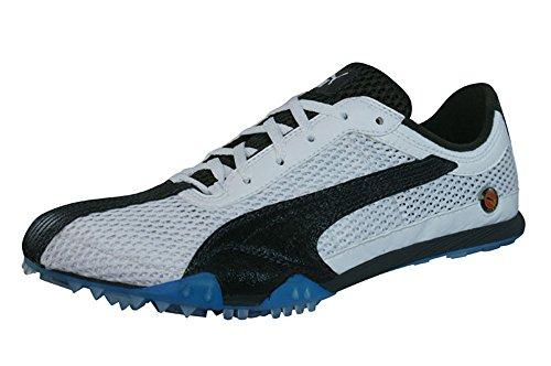 Puma Complete Harambee II Mens Running Spikes / Schuh - weiß