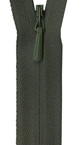 YKK Unique Invisible Zipper, 18