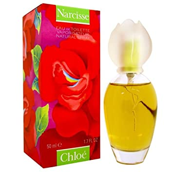 Amazoncom Narcisse By Parfums Chloe For Women 17 Ounce Edt