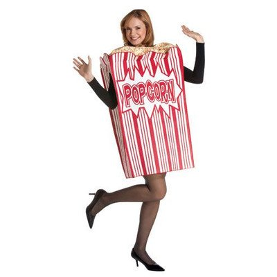 Rasta Imposta Movie Night Popcorn, Multi, One Size -