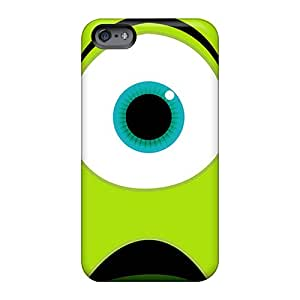 Apple Iphone 6s Ksw2212xVGY Allow Personal Design Beautiful Monsters University Mike Wazowski Pattern Shock Absorbent Cell-phone Hard Covers -top10cases