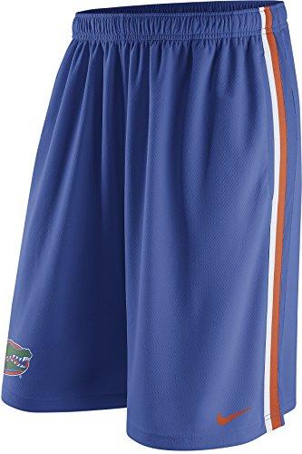 Nike Basketball Florida Gators (Nike Florida Gators Epic Stay Cool Men's Shorts (XL, Blue))