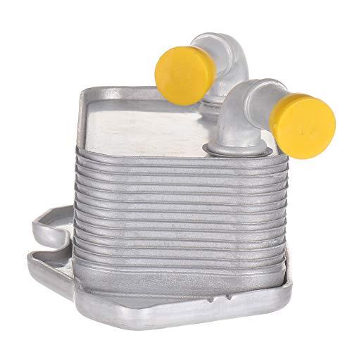 (CCIYU Engine Oil Cooler Kit Fits Audi Q5 2009-2012, Audi Q7 2010-2012, Audi S4 2005-2012, Audi S5 2008-2012, Volkswagen Touareg 2011-2012 )