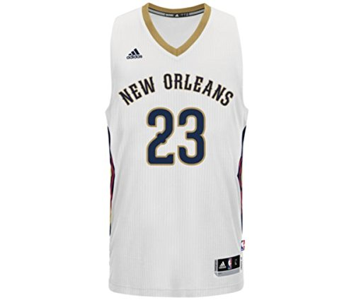 Anthony Davis New Orleans Pelicans #23 NBA Youth New Swingman Home Jersey (Youth Medium 10/12)