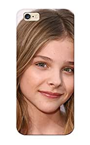 High Grade Flexible PC Case Cover For SamSung Galaxy S6 Chloe Grace Moretz( Best Gift Choice For Thanksgiving Day)