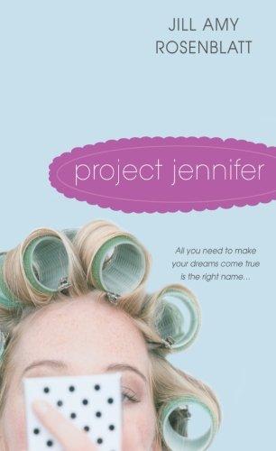 Download Project Jennifer ebook