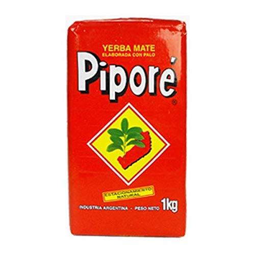 Yerba Mate Pipore 1kg