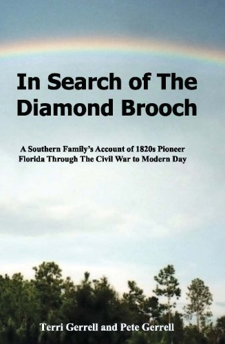 (In Search Of The Diamond Brooch)