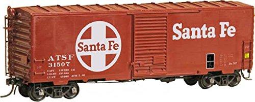 - Kadee KAD4131 HO 40' PS-1 Box, SF #31507