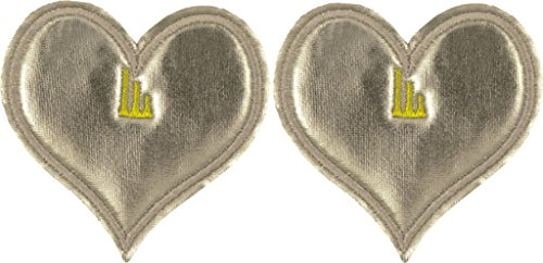Shwings Silver Heart Clip On For Your Shoes Official Designe