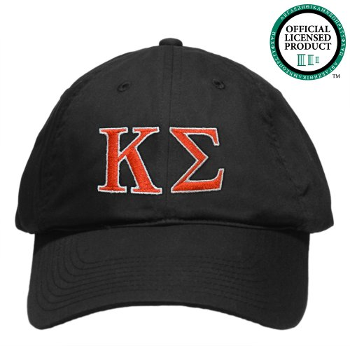 Kappa Sigma (Kappa Sig) Embroidered Nike Golf Hat, Various Colors