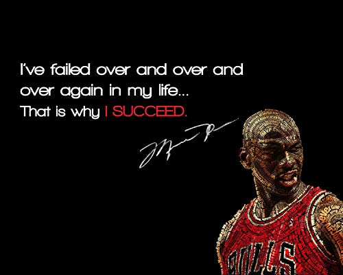 (Michael Jordan Quotes-