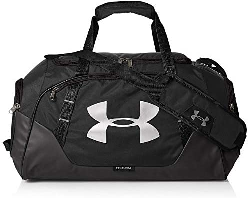 58ac087c766f8 Amazon.com  Under Armour UA Undeniable 3.0 Large Duffle OSFA Black ...