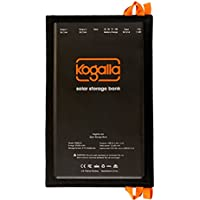 Kogalla SSB2210 Solar Storage Bank - First High-Power, Foldable Solar Array with Integrated Ultra-Slim, Rechargeable Power Pack