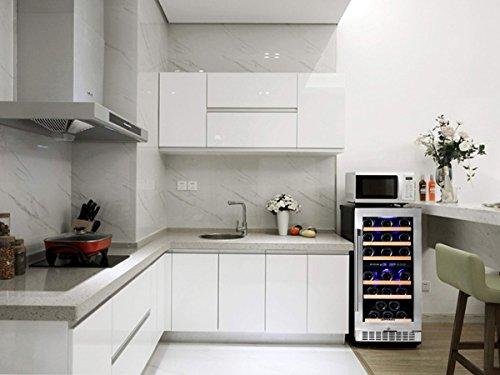 Review Aobosi Wine Cooler Refrigerator