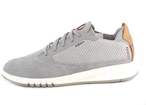 Geox U Sneaker B Nebula u927fa02243c9007 Herren Stone qz7qfax