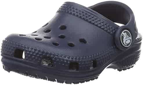 Crocs Kid's Classic Clog  | Slip On Water Shoe for Toddlers, Boys, Girls | Lightweight