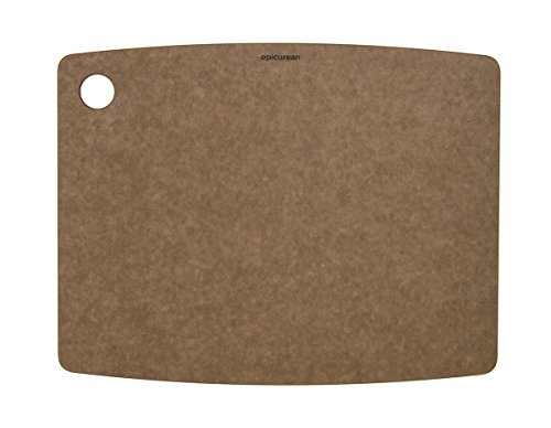Epicurean Kitchen Series Cutting Board, 14.5 by 11.25-Inch, Nutmeg (Friendly Board Cutting Eco)