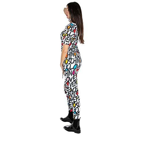 Moschino Love Skinny Para Mujer Pantalón gfC1CWq