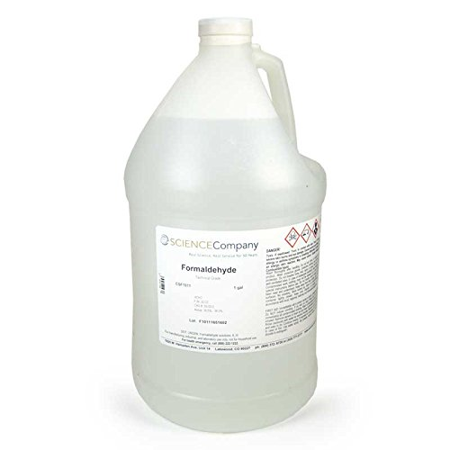 The Science Company, NC-0428, Formaldehyde 1gal