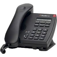 ShoreTel IP Phone 110 Black (Certified Refurbished)