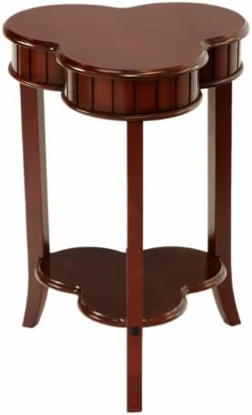 Frenchi Home Furnishing Passport Clover Accent Table