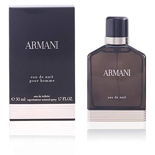 Giorgio Armani Eau de Toilette Spray, Eau de Nuit, 3.4 Ounce - Giorgio Aqua Armani
