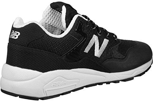 New Balance Mrt 580 - Botas de Material Sintético para hombre negro blanco y negro