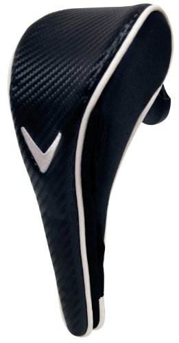 Callaway Dual Mag Hybrid Headcover (Black/White), Outdoor Stuffs