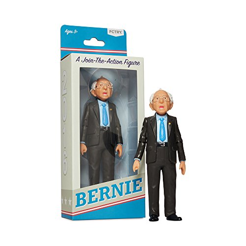 Bernie - A Yoke-The-Action Figure