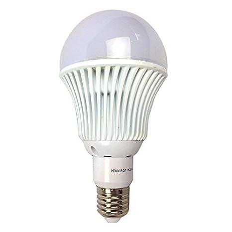 ... de alta potencia LED bombillas E27 LED lámparas para almacenamiento en frío uso AC220 V 18 W 1600LM 5700 K Blanco frío Bombillas: Amazon.es: Iluminación