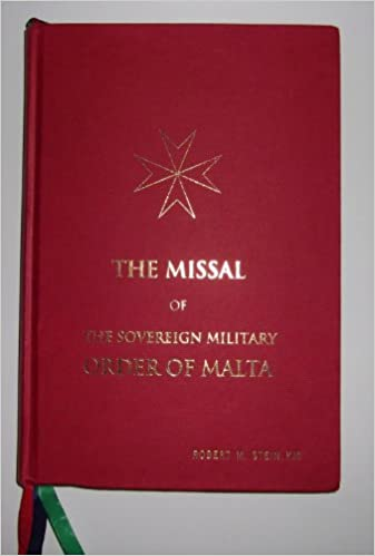 1e4dee90e42a The Missal of The Sovereign Military Order Of Malta: Amazon.co.uk ...