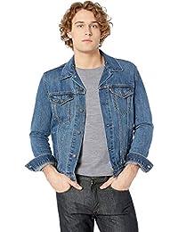 Levi's The Trucker Jacket Camisa Casual para Hombre, Color Mayze Trucker, G