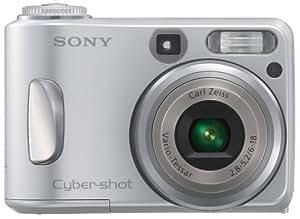 Sony Cybershot DSCS90 4.1 MP Digital Camera with 3x Optical Zoom
