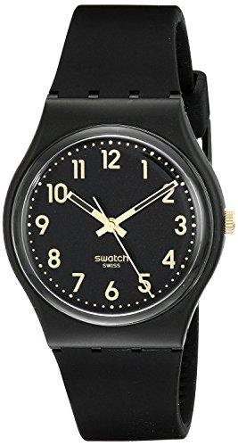 SWATCH watches GENT GOLDEN TAC GB274 Men's [regular imported goods]