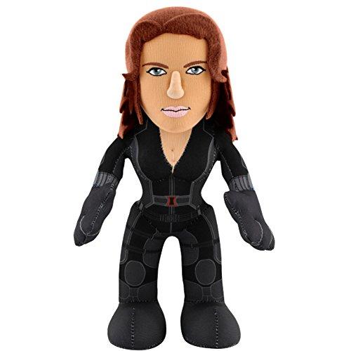 Bleacher Creatures Marvel Captain America Civil War Black Widow Plush Figure, 10