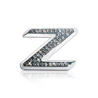 chrome vehicle letters - 3