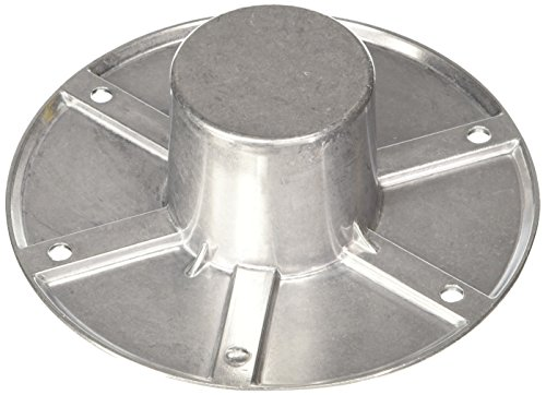 AP Products 131112 Flush Table Base Round