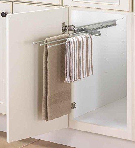 Buy under cabinet towel holder