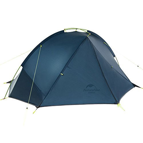 Naturehike Taga 2-Person Ultralight 3-Season Tent (Dark Blue)