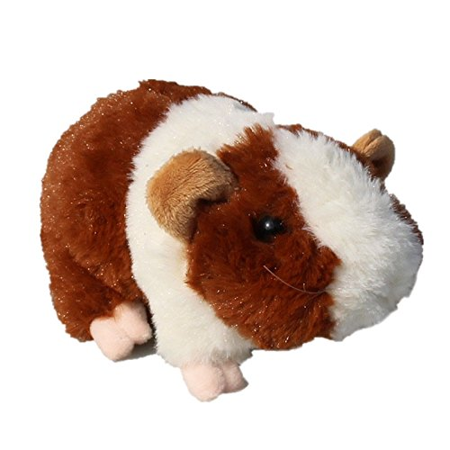 - Elfishgo Stuffed Animal Guinea Pig brown, 6.3 inches, 16cm, Plush Toy
