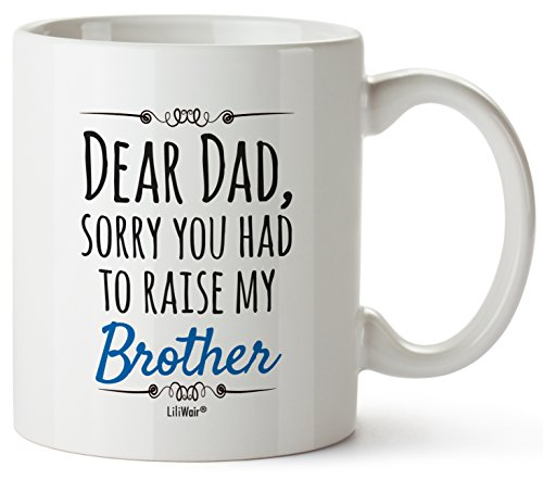 Fathers Day Gifts From Daughter Son Dad Birthday First Mug Gift Cool Happy Funny Coffee Mugs For Father Dads Daddy Stepdad Stepfather Bonus Step