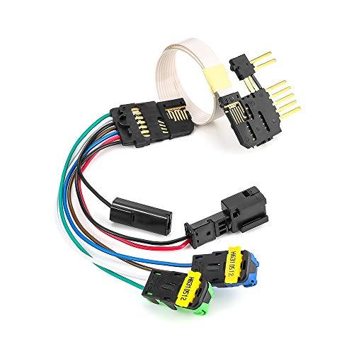 Star-Trade-Inc - Repair Cable For Renault Megane II Megane 2 Coupe Megane II Break Megane 2 Grantour 8200216459 8200480340 8200216454 8200216462 ()