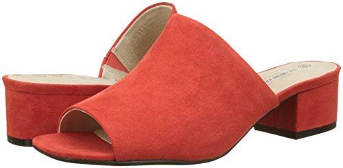s The Awica rouge Mules Rojo Factory Para Divine Mujer q0Cxwqnr