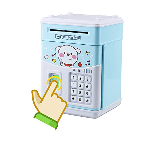 Electronic Piggy Bank for