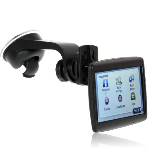 Wicked Chili - Soporte de coche para navegadores GPS TomTom Via 135, 130, 125